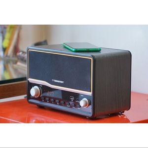 Monster Decora Wireless Bluetooth Speaker Radio